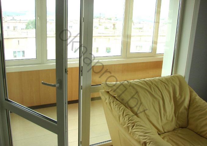 Балконный блок - цена и качество.