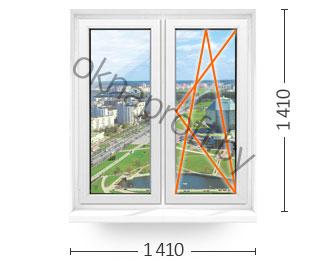 Окна пвх алюминиевый профиль